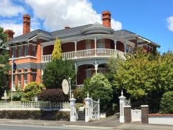 Kilmarnock House Edwardian Accommodation, 66 Elphin Road, 7250, Launceston
