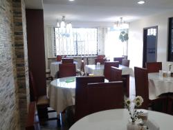 Hotel Diana Maria, Linea Ferrea 2 y Avenida 11 De Noviembre , 170151, Riobamba