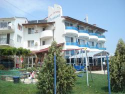 Dolphin Family Hotel, 17 Peta Street, 9684, Tyulenovo