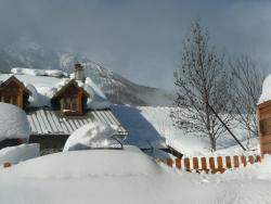 Chalet Serre Barbin, Route du Freyssinet, 05220, Le Serre Barbin