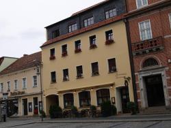 Zum Goldenen Stern, Markt 14, 14913, Jüterbog