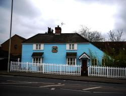 The Greyhound Cottage, 1 Manor Road, Chigwell, IG7 5PF, Ilford