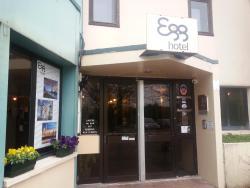 Egg Hotel Gonesse, RN 17 La Patte d'oie, 95500, Gonesse