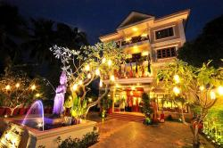 Motherhome Inn, Tapul Village, Sangkat Svay Dangkum,  Siem Reap