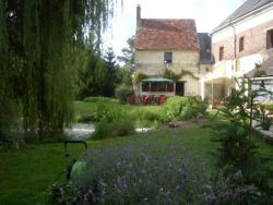 Le Moulin de St Blaise, Le Moulin de St Blaise, 72340, Chahaignes