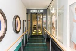 Hotel City am Bahnhof, Bubenbergplatz 7, 3011, Bern
