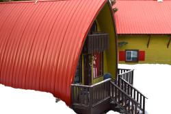 Red Shutter Cabin, 4420 Red Mountain Road, V0G 1Y0, Rossland