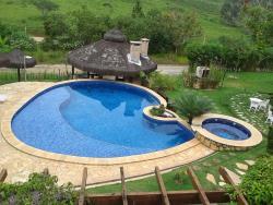 Pousada Rural Paraíso, R. Laudelino Jorge de Moraes, 156 - Jardim Porangaba, 13525-000, Águas de São Pedro
