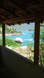 Casa Calhaus da Cajaíba, Praia do Calhaus da Cajaíba, 23970-000, Parati-Mirim