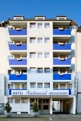 TIPTOP Hotel National Düsseldorf (Superior), Schwerinstrasse 16, 40477, Düsseldorf
