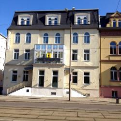 Hotel am Steintor, Krukenbergstr. 29, 06112, Halle an der Saale