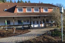 Land-Hotel Am Wald Garni, Untergrochlitzer Strasse 8, 07973, Greiz
