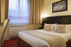 Comfort Hotel Orly Draveil, 46 avenue de Bellevue, 91210, Draveil