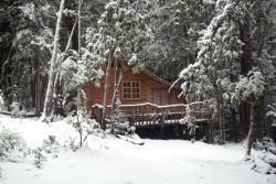 Cabaña Rustica Patagonia Chilena, Coñaripe Alto - Sector Ecopueblo, 4930000, Coñaripe