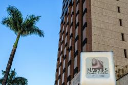 Marques Plaza Hotel, Av. Prefeito Tuany Toledo, 801, 37550-000, Pouso Alegre