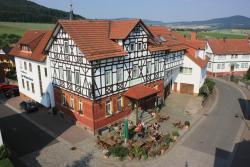 Landhotel Zur Grünen Kutte, Hauptstr. 9, 36457, Bernshausen