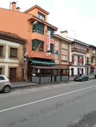 Hotel Las Vegas, Av. Asturias 11, 33320, Colunga