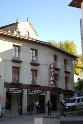 Hotel San Francisco, Plaza Mayor, 6, 24500, Villafranca del Bierzo