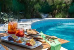 Aguará Hotel & Spa, Los Eucaliptus 296, 7240, Lobos