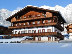 Aparthaus Alpbach Juwel, Alpbach 604, 6236, Alpbach