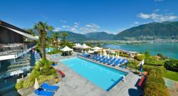 Hotel La Campagnola, Via Campagnola 12, 6575, San Nazzaro