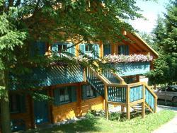 Ferienhaus Mitterdorf, Am Ferienpark 5, 94158, Mitterfirmiansreut