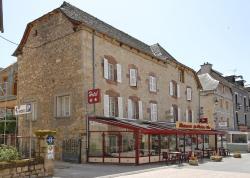 Hôtel Le Portalou, Place Du Portalou, 48500, La Canourgue