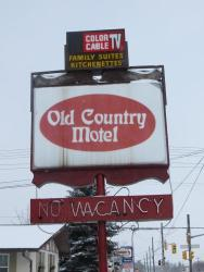 Old Country Motel, 500 Cumberland Street North, P7A 4R8, Thunder Bay
