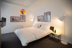 Apartment Wake up in Art, Van Bunnenlaan 58A, 8300, 克诺克-海斯特
