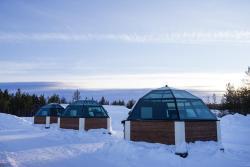 Arctic Glass Igloos, Lehtoahontie 27, 97220, Sinettä
