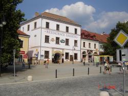 Hotel Zálozna Boskovice, Masarykovo nám. 11, 680 01, Boskovice