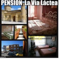 Pension La Via Lactea, Paseo Julio Senador, 1 (esquina con Calle Arquitecto Anibal), 34440, Frómista