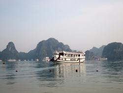 Monkey Island Cruise, Tuan Chau Island,, Ha Long
