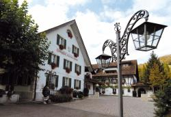 Romantik Hotel zu den drei Sternen, Hauptstrasse 3, 5505, Brunegg
