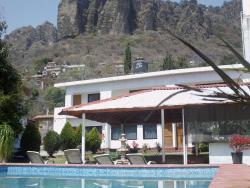 Hotel Puerto Villamar, Prolongación Aniceto VIllamar 50, 62520 Tepoztlán
