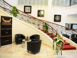 Résidence Palme d'Or, Immeuble BKF - Quartier Ancienne Sobraga - BP 15.135, 00 Libreville 00, Libreville