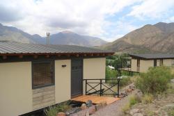 Chalet Vista Montana, Fourcade s/n. Cerro El Cristo. El Salto, 5549, Potrerillos
