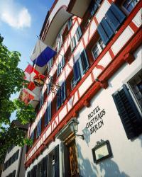 Hotel Bären, Flecken 11, 6023, Rothenburg