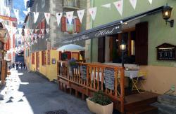 Auberge de la Paix, 3 rue Porte Méane, 05100, Briançon