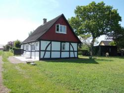 Paradiset Holiday House, Blansvej 18, 4941, Blans