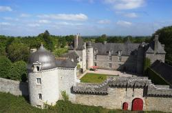 Château de la Touche, 12 La Touche, 22510, Trébry