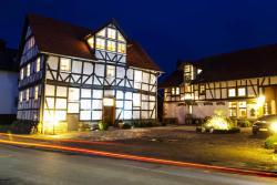 Romantik Hotel Zum Rosenhof, Rockshäuser Str. 9, 34587, Hesserode