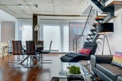 Les Immeubles Charlevoix - Le 760506, 760, avenue Honore-Mercier, app.506, G1R 1M9, Quebec City