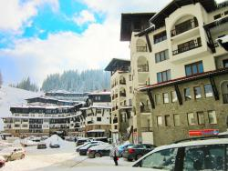 Deluxe Apartment in Monastery 3, complex Manastira 3, building. 3, ap. 1, 4870, Pamporovo