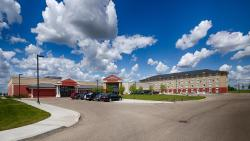 Best Western Plus Camrose Resort Casino, 3201 - 48th Avenue, T4V0K9, Camrose