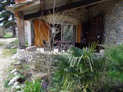 Chambres d'hôte les Jardins de Prasserat, Ferme de Prasserat, 07150, Vallon-Pont-d'Arc