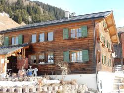 Ferienwohnung Haus Bord, Bärglistrasse 8, 7246, Sankt Antönien