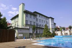 Wellness Hotel Central, Masarykova 300, 339 01, Klatovy