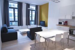 Grand Place Apartments Sablon, 35 Rue Saint-Jean, 1000, Bryssel