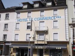 Hôtel Le Commerce, 20 Place Sommeiller, 73500, Modane